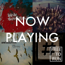 Now Playing Running Playlist
