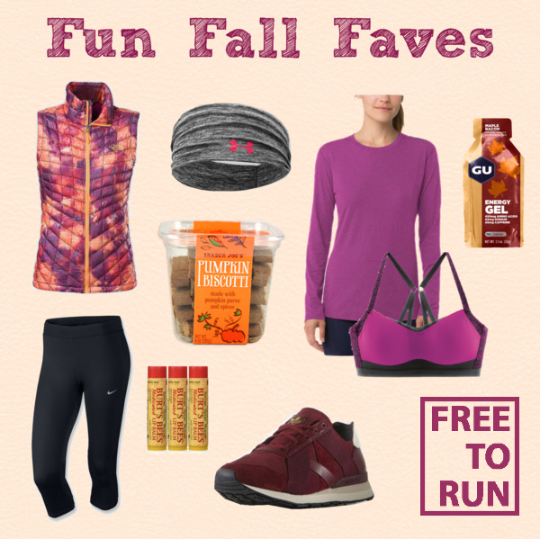 FTR Fun Fall Faves